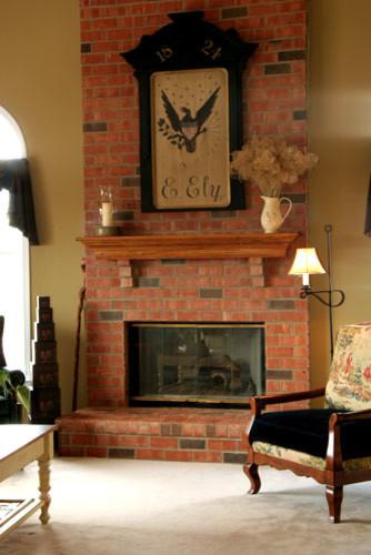 Living Room by Liz Shrawder at Sheffield Furniture & Interiors traditional-living-room