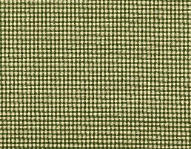 """90"""" Tablecloth Round Gingham Check Sage Green traditional-tablecloths"""