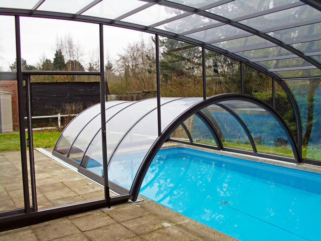 Retractable pool enclosures - combi - Modern - other metro - by IPC Team