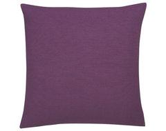 """Nolan Purple 20"""" Pillow modern-decorative-pillows"""