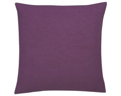 Nolan Purple 20 Pillow modern pillows