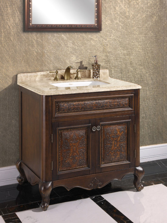 Ornate Traditional Bathroom Vanities – Unique Ways To Get An Opulent Look. - Hom - Ornate Traditional Bathroom Vanities – Unique Ways To Get An Opulent Look.
