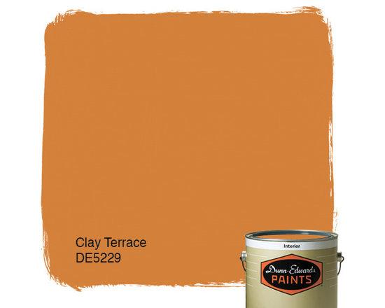 Dunn-Edwards Paints Clay Terrace DE5229 -