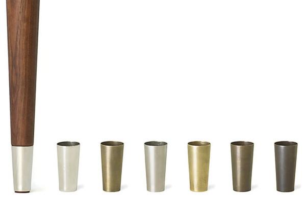 Metal Tips for Furniture Legs - Modern - Home Improvement ...