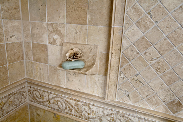 The Tile Shop Inspirational Spaces traditional-bathroom