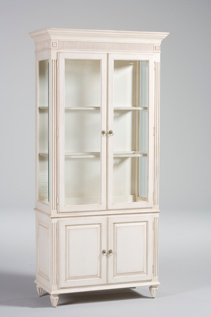 Pierre Curio Cabinet - Traditional - Toy Organizers - by Ethan Allen