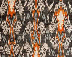 Multi Ikat Rug contemporary-rugs