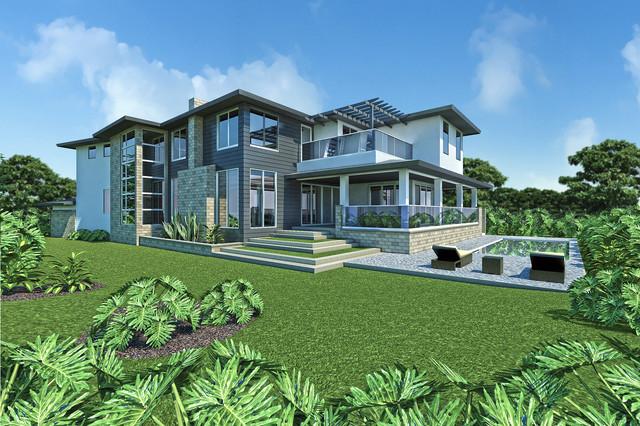 Ho Residence contemporary