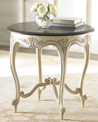 Marie Side Table traditional side tables and accent tables