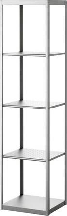 GRUNDTAL Shelf unit modern-bathroom-storage
