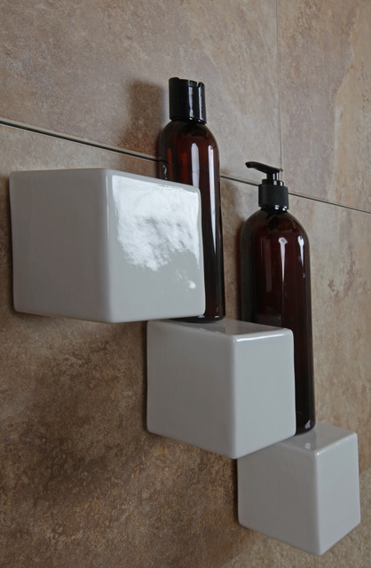 Bathroom Niche amp Shelf Store Modern Shower Caddies