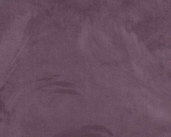 C068 Purple Microsuede Fabric By The Yard -