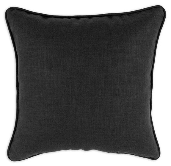 Custom Corded Square Pillow traditional-decorative-pillows