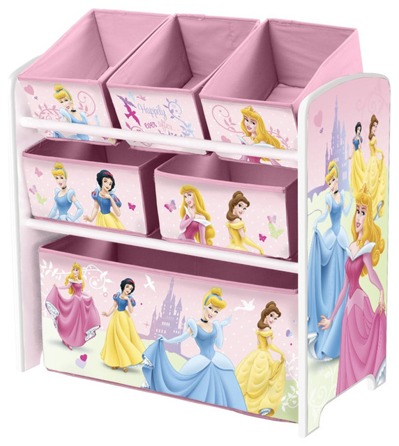 ... Toy Storage Organizer Box Toddler Furniture - Contemporary - Toy