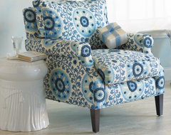 Savoy Chair eclectic-armchairs