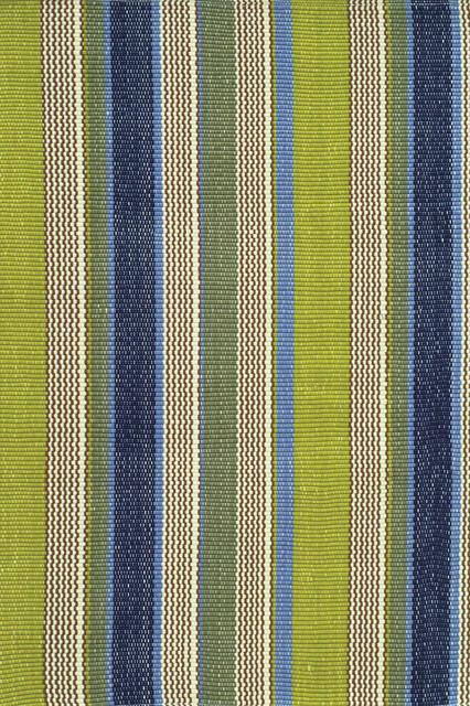 Marina Stripe Indoor Outdoor Rug Contemporary Rugs