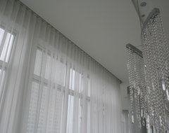 Crystal chandelier contemporary-chandeliers