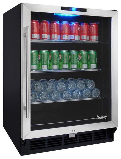 ... - Contemporary - Beer And Wine Refrigerators - by Wine Racks America