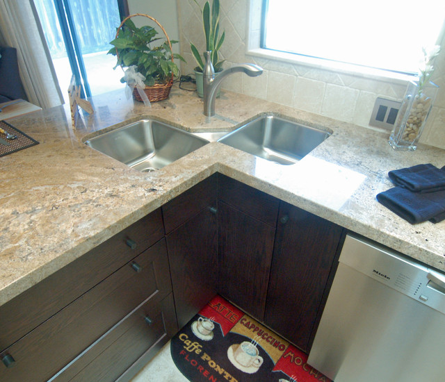 Butterfly Sink : 2015 photos, Butterfly Sink - Asian - Kitchen - san luis obispo - by ...