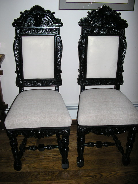 Antique Unusual Gothic Chairs Armchairs And Accent Chairs New York By W