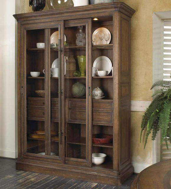 Vintage Classics Display Cabinet contemporary-display-and-wall-shelves