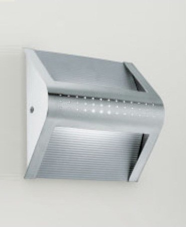 Hot Wall Sconce in Brushed Chrome modern-wall-lighting