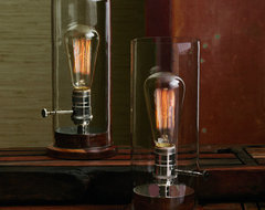 Edison Table Lamp eclectic-table-lamps