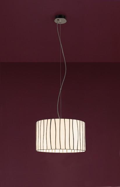 Arturo Alvarez - Curvas Pendant Light modern-pendant-lighting