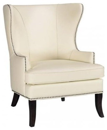 Grant Wing Back Chair traditional-armchairs