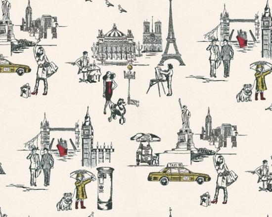 La Vie Ordinaire Wallpaper -
