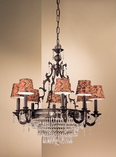 Renaissance 12 Light Chandelier traditional-chandeliers