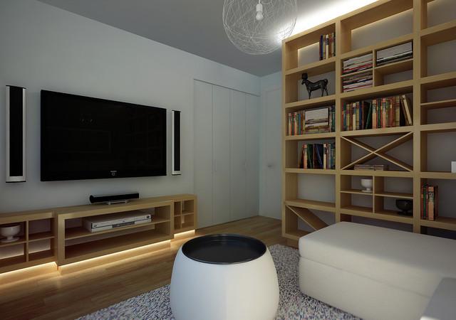 Haba Home contemporary-bedroom