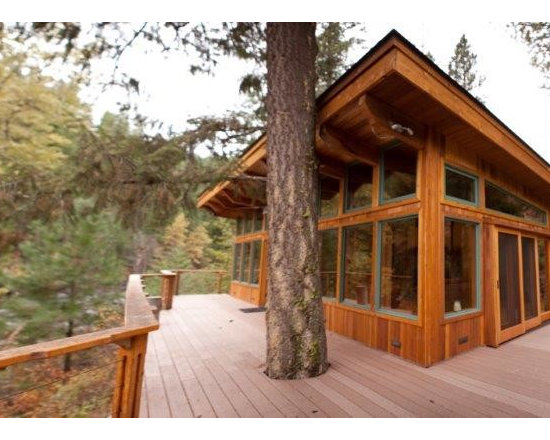Quantum Windows & Doors | Patterson Design/Build - Patterson Design/Build | Twisp, WA | Quantum Lift & Slide Doors