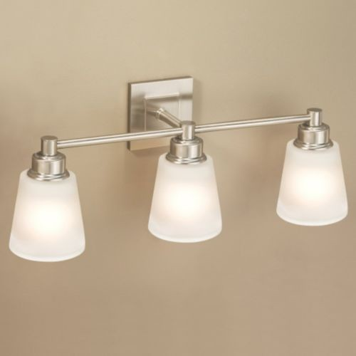 Bathroom Vanity Lights Contemporary : bath lighting 2017 - Grasscloth Wallpaper