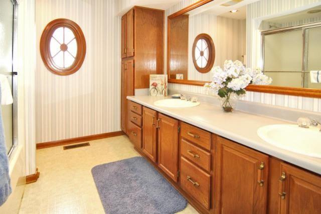 Irish hill in zionsville traditional bathroom for Kitchen cabinets zionsville