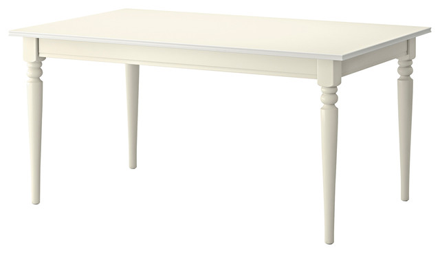 Ingatorp Dining Table - traditional - dining tables - by IKEA
