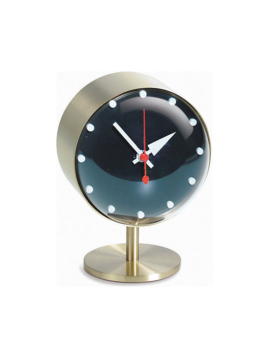 Nelson Night Clock - This little table clock will sit next to me at my desk and remind me of how long I'm spending on each project. Time management must be learned somehow, and I'd rather have a cute clock helping me.