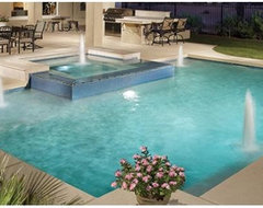 Contemporary Swimming Pools And Spas contemporary-hot-tub-and-pool-supplies