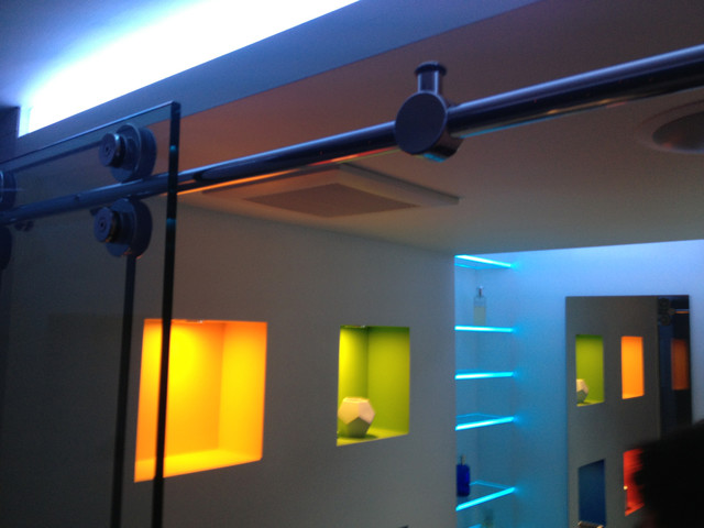 LED Bathroom & Shower Lighting - modern - bathroom lighting and