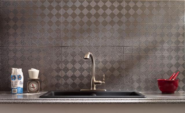 Modern backsplash styles modern-tile