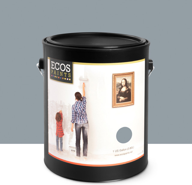 Exterior Semi-Gloss Paint, Marina Blue modern-paints-stains-and-glazes