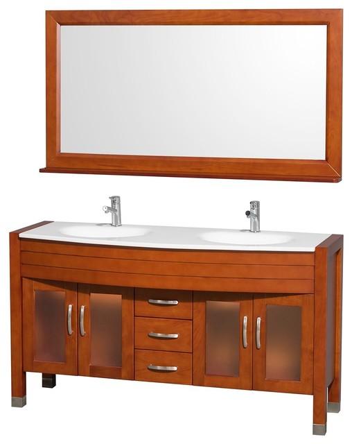Daytona Modern Bathroom Vanities contemporary-bathroom-vanities-and-sink-consoles