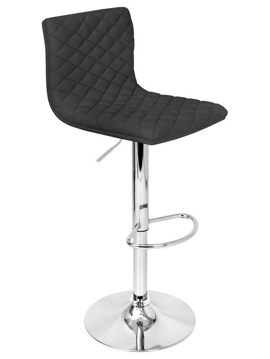 Caviar Bar Stool - BLACK