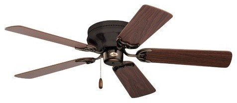 42 Contemporary Snugger 5 Blade Ceiling Fan modern ceiling fans