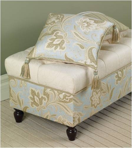 storage ottomans bed benches accent and storage benches miami