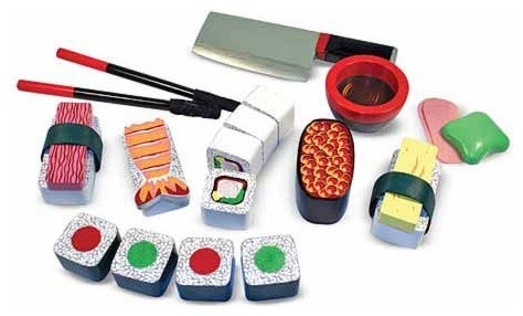 Sushi Slicing Play Set modern kids toys
