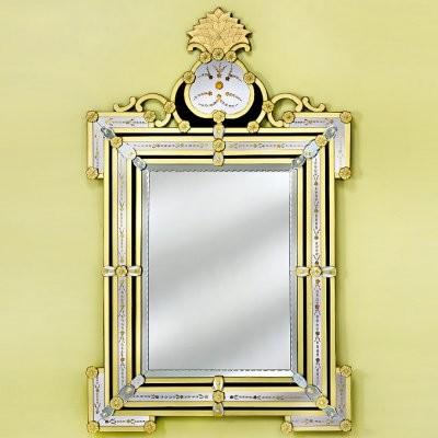 Gloria Venetian Wall Mirror - 39.625W x 63H in. modern-mirrors
