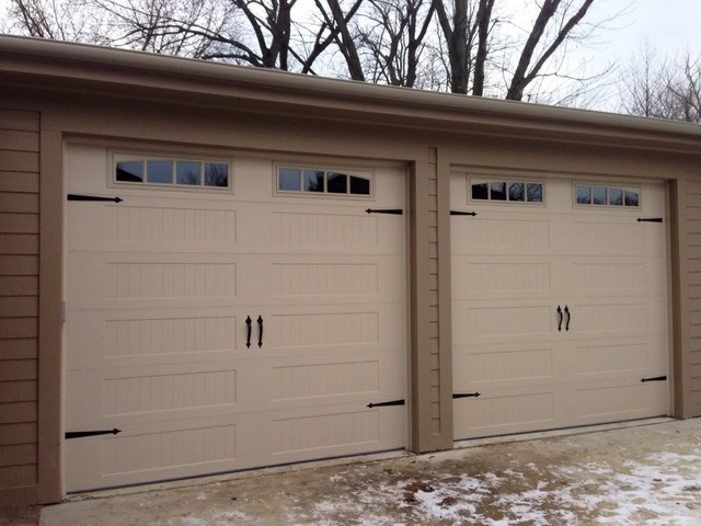 Garage door ta garage door trim house makeover garage for Abc garage doors houston