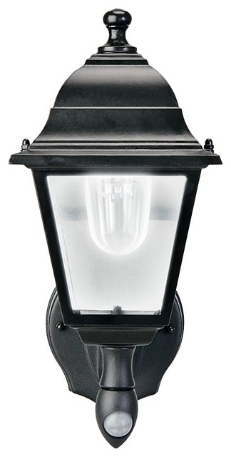 Country - Cottage Outdoor LED Battery Powered Motion Activated Wall Sconce - Traditional ...