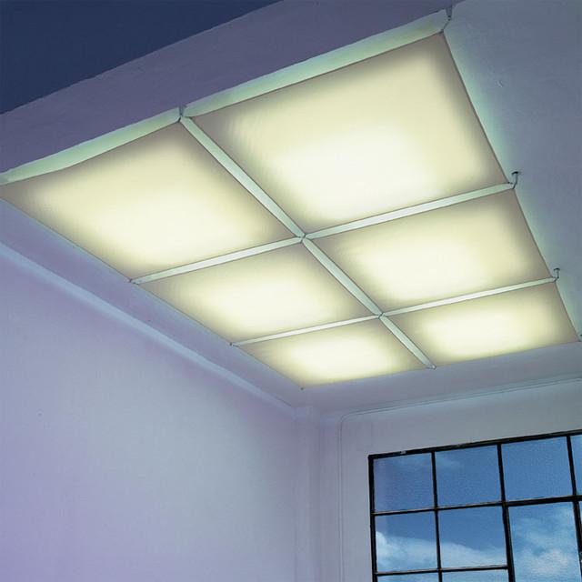B.Lux - Veroca 3 Ceiling Light modern-ceiling-lighting